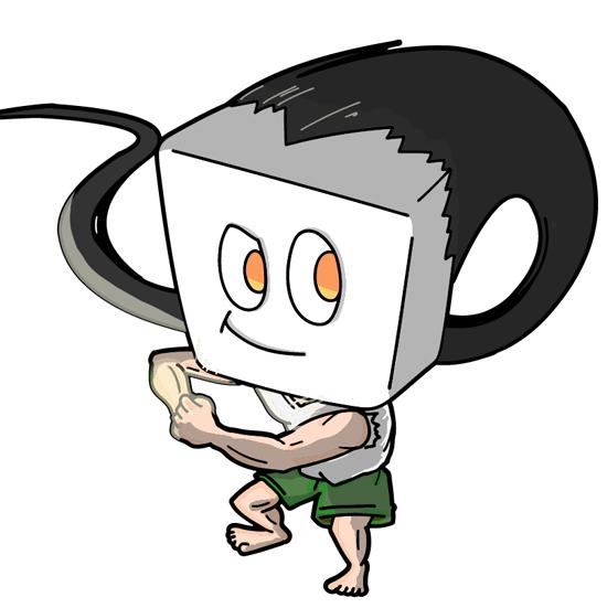ゴンさんファンアート1