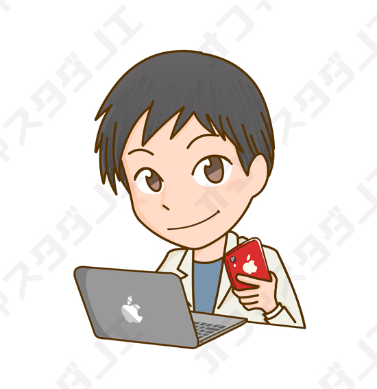 Satoshiさんアイコン
